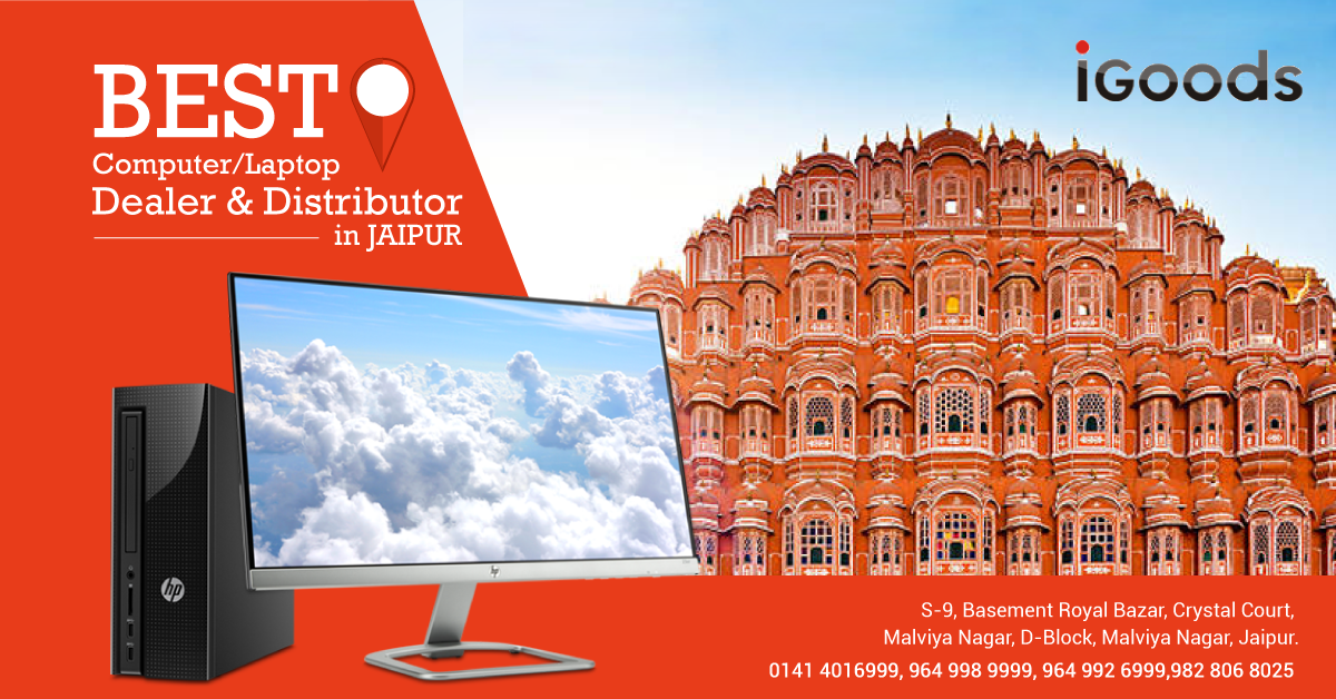Computer Store Jaipur