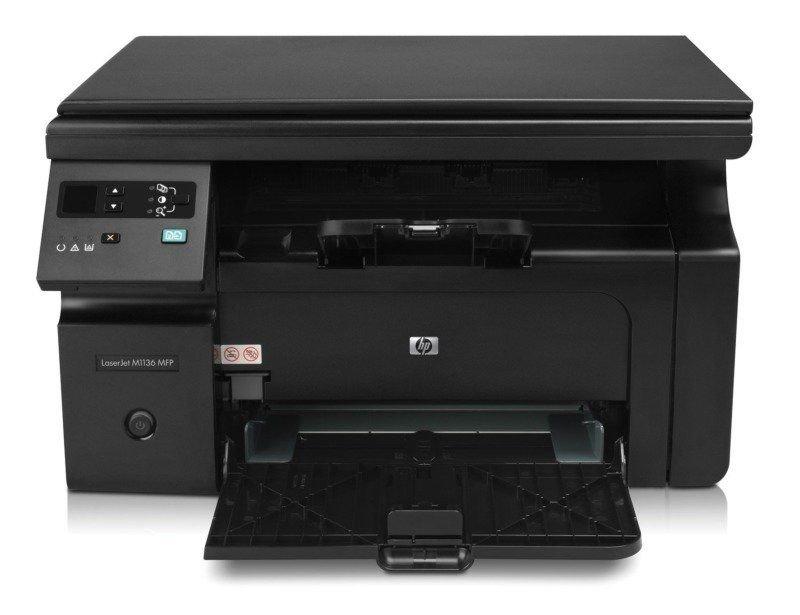 HP LaserJet Pro M1136 Multifunction Printer