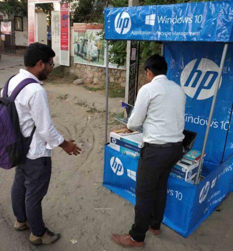 Hp laptop distributor in jaipur.