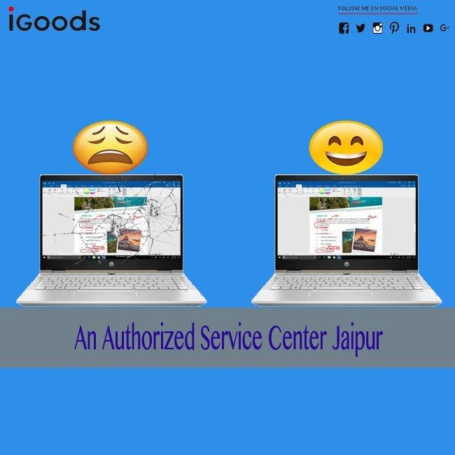 Hp Authorised Service Center Jaipur