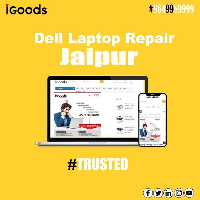 dell laptop repair jaipur