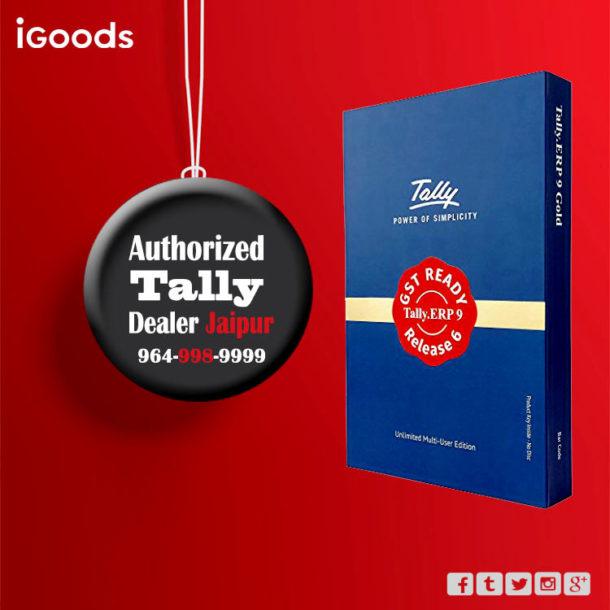 Tally Authorized Dealer