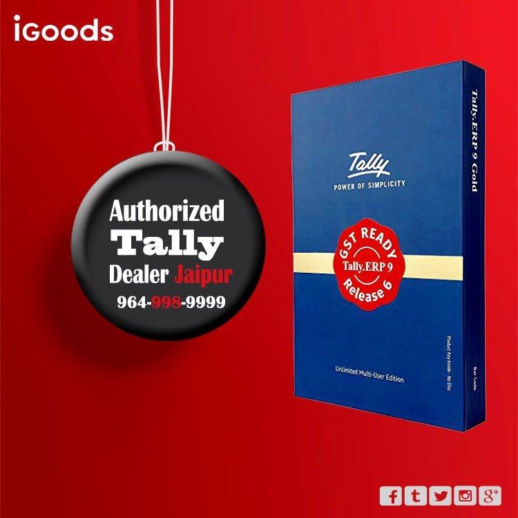 Authorized Tally Dealer Jaipur, Tally Dealer in Jaipur