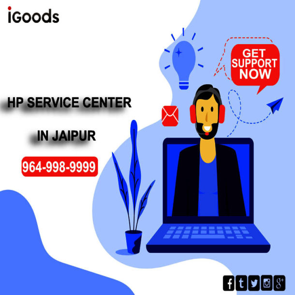 Hp Service Center in Jaipur