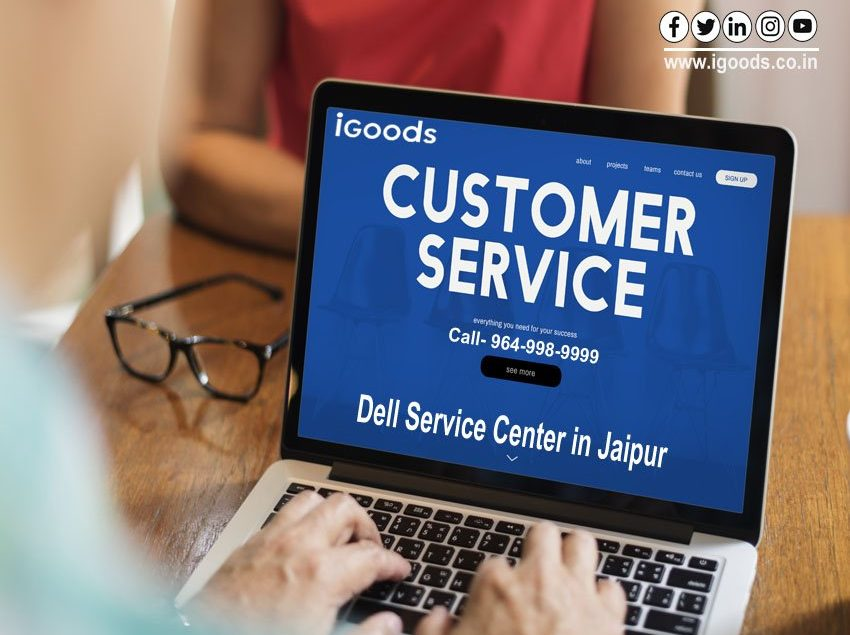 Dell Service Centre in Jaipur