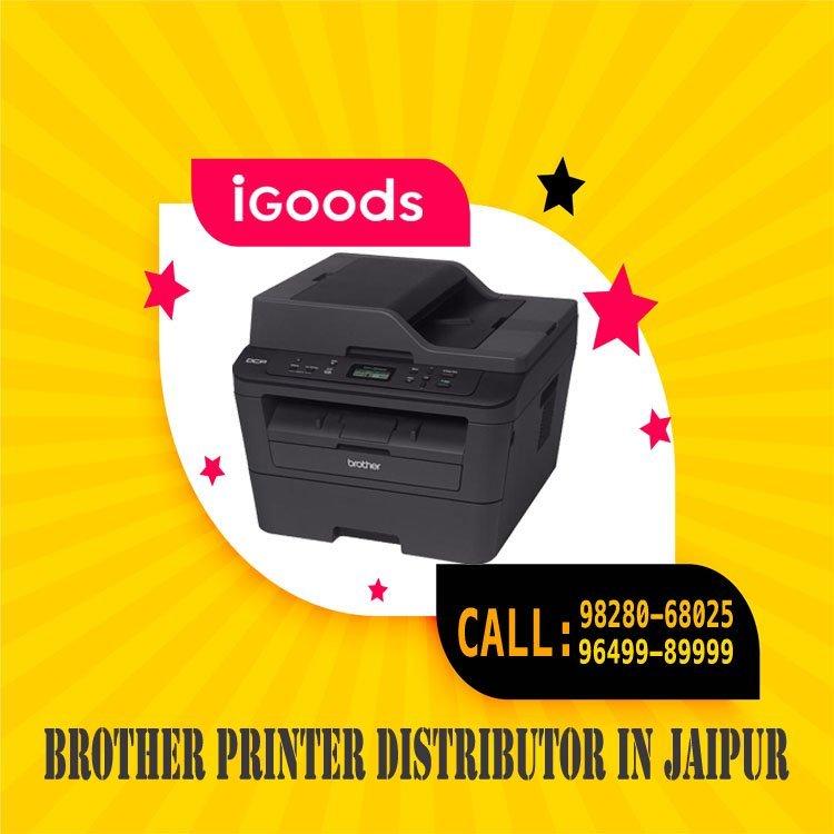 Brother Printer Distributor in Jaipur