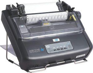 MSP 250 STAR, tvs printer dealer in jaipur, MSP 250 STAR review, MSP 250 STAR price