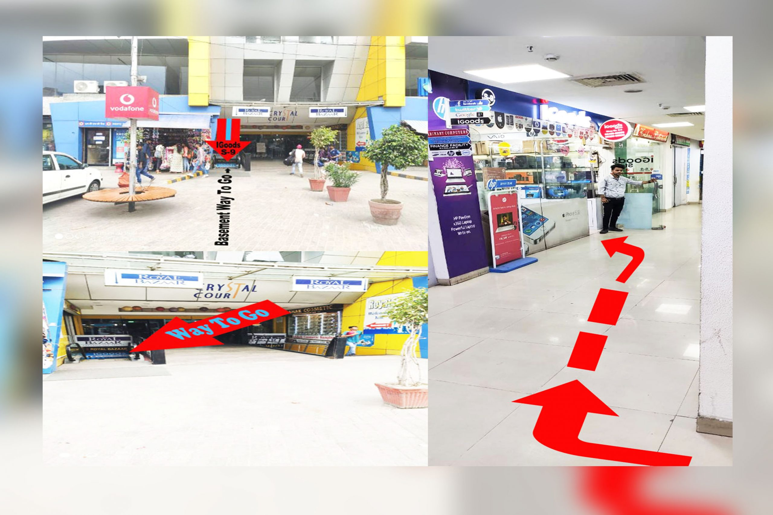 whatsaap internal settingigoods-location-with-landmark-address-in-jaipur-302017