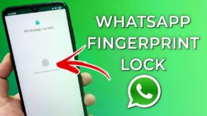 How to put a password in WhatsApp video call?